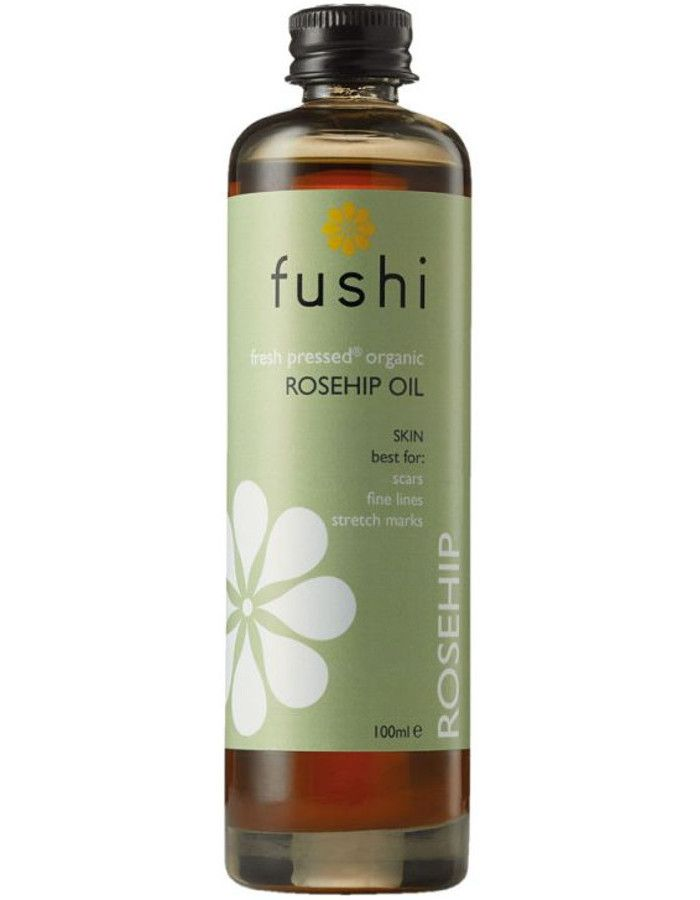Fushi Organic Cold-Pressed Rosehip Seed Oil 100ml