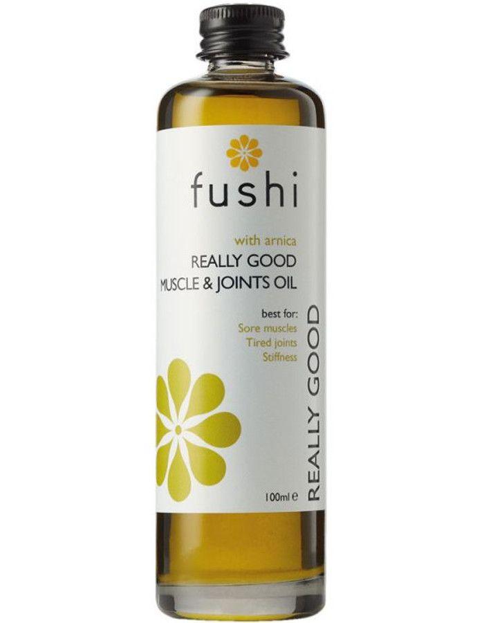 Fushi Really Good Muscle & Sports Oil Arnica 100ml