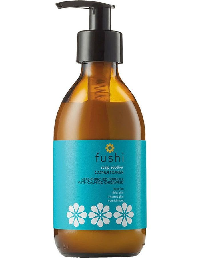Fushi Scalp Soother Herbal Conditioner 470ml