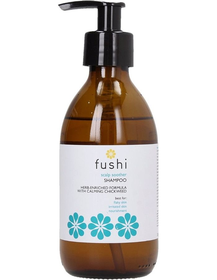 Fushi Scalp Soother Herbal Shampoo 470ml