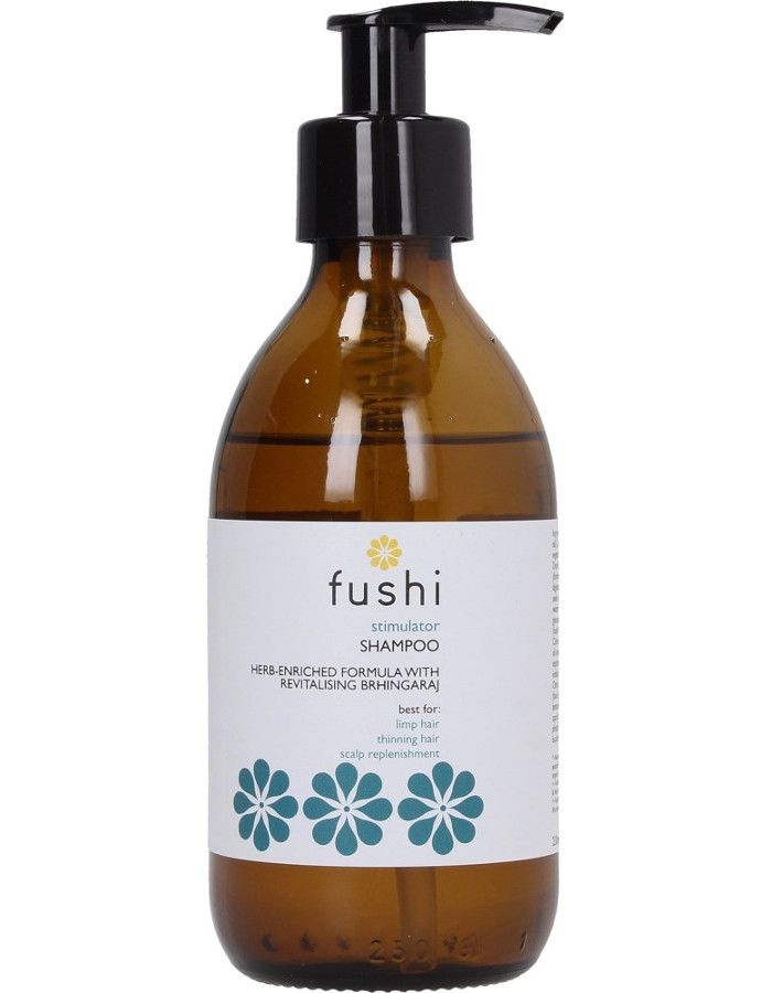 Fushi Stimulator Herbal Shampoo 230ml