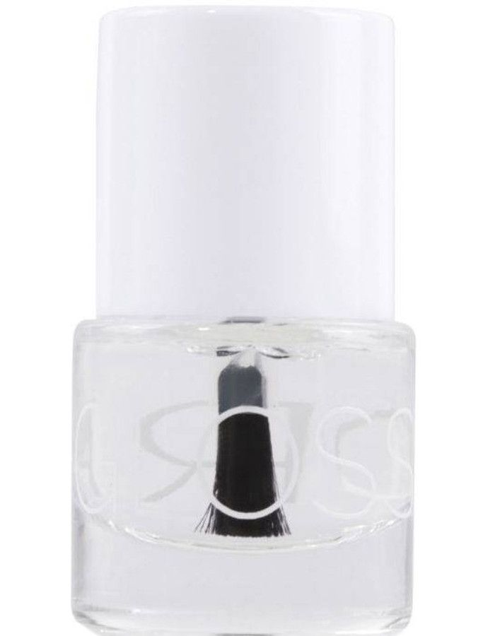 Glossworks 9-Free Vegan 3 In 1 Base-en Topcoat 9ml