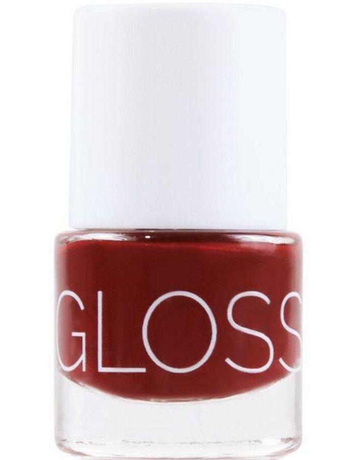 Glossworks 9-Free Vegan Gel Effect Nagellak Aubergine Dream 9ml
