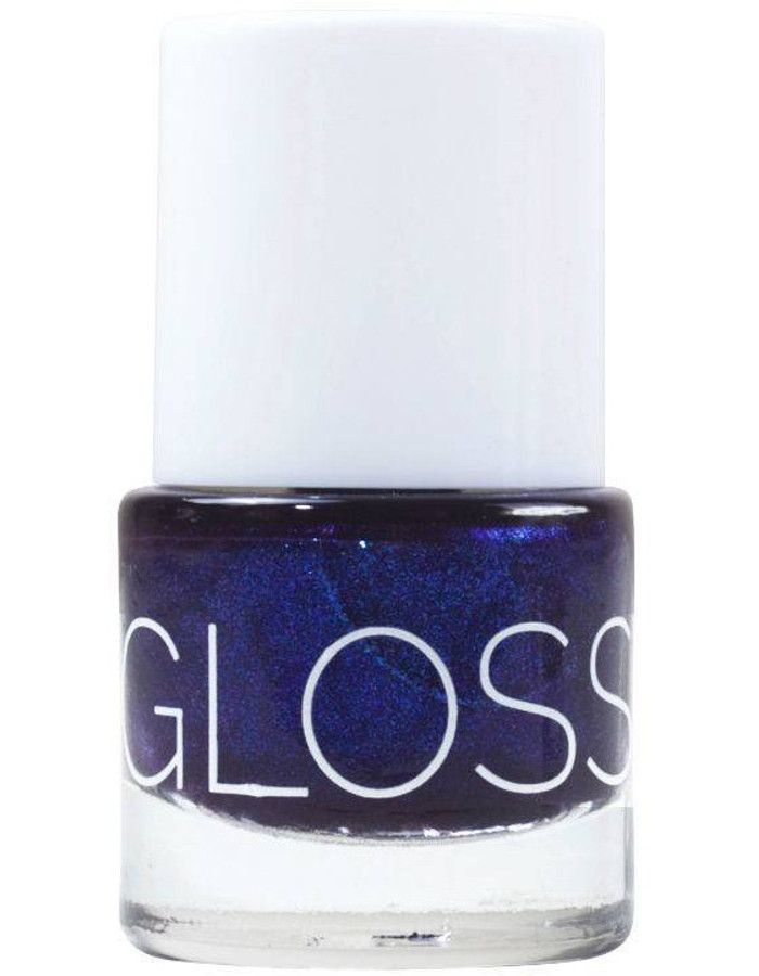 Glossworks 9-Free Vegan Gel Effect Nagellak Midnight At The Oasis 9ml