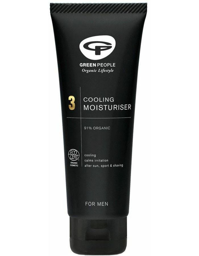 Green People 3 For Men Cooling Moisturizer 100ml