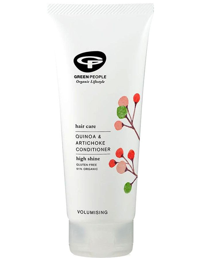 Green People Volumising Conditioner Quinoa & Artichoke Voordeelformaat 200ml