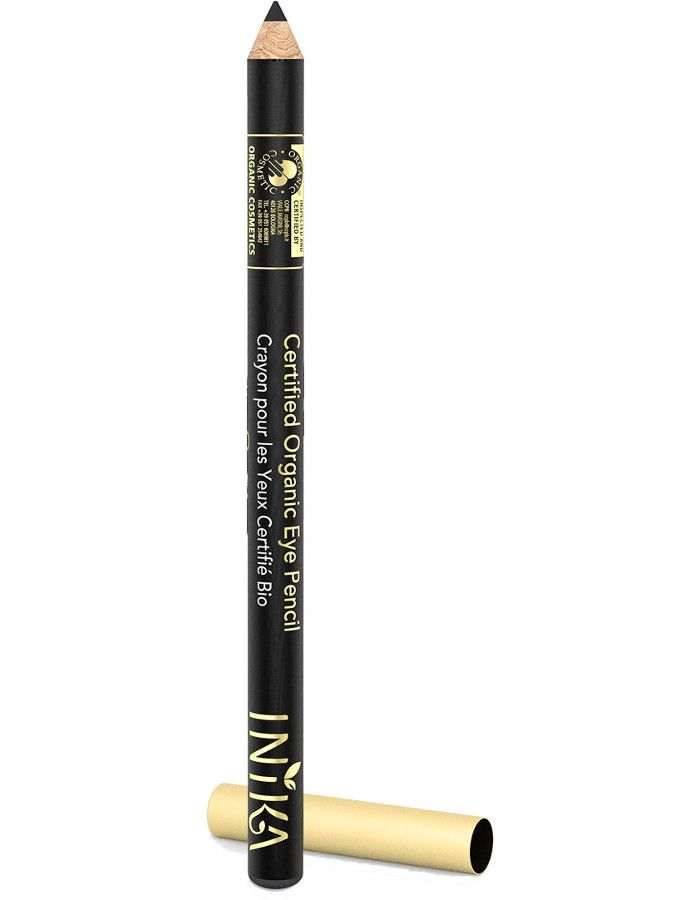 Inika Certified Organic Eye Pencil Black Caviar