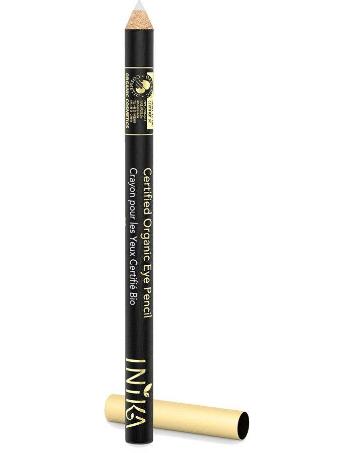 Inika Certified Organic Eye Pencil White Crystal