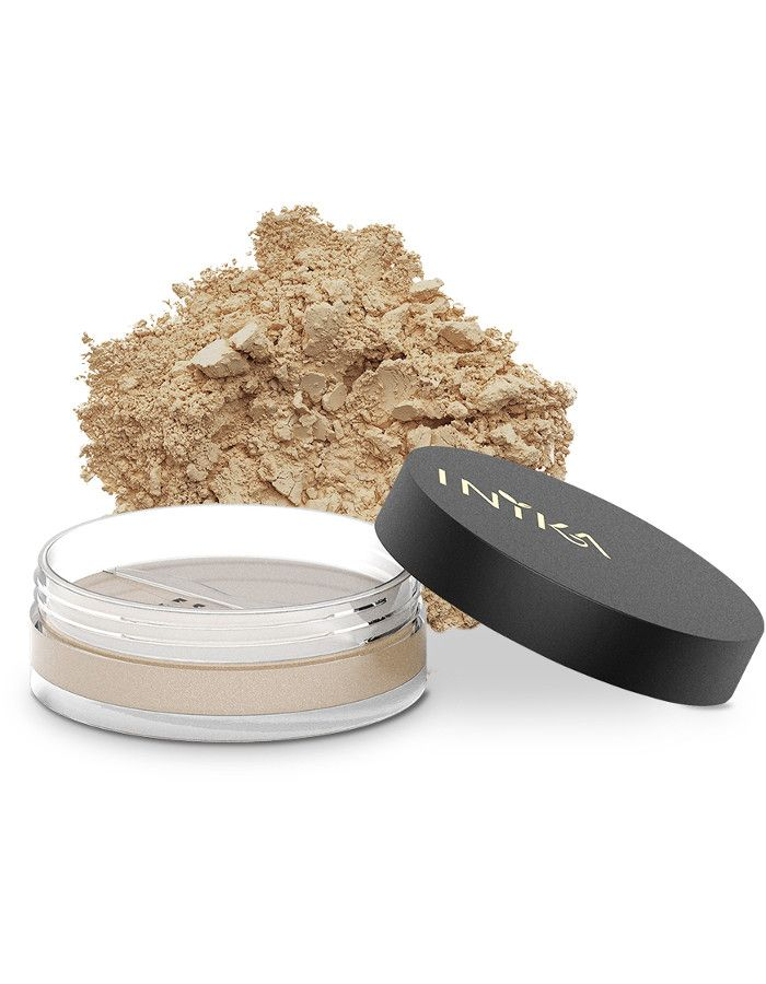Inika Loose Mineral Foundation Spf25 Strength