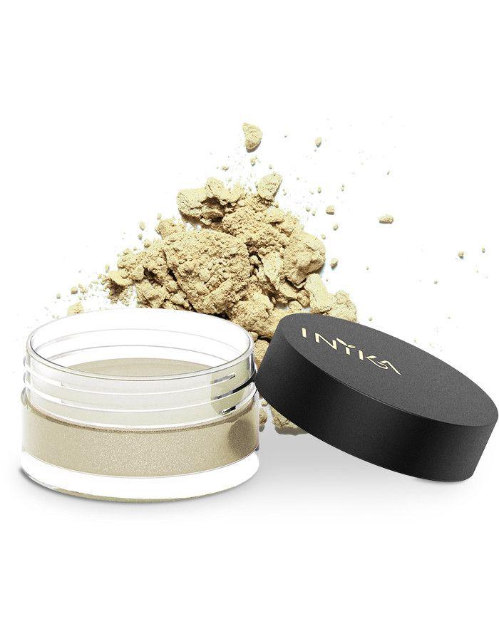 Inika Organic Loose Mineral Eye Shadow Gold Dust