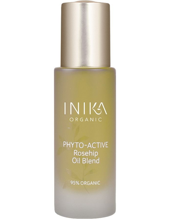 Inika Organic Phyto-Active Rosehip Oil Blend 30ml