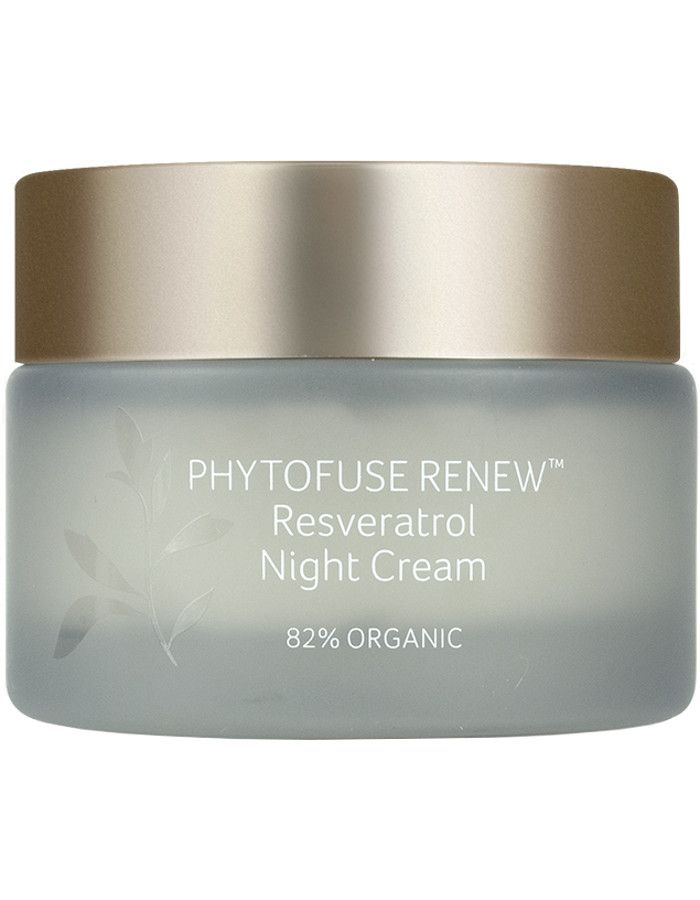 Inika Organic Phytofuse Renew Resveratrol Night Cream 50ml