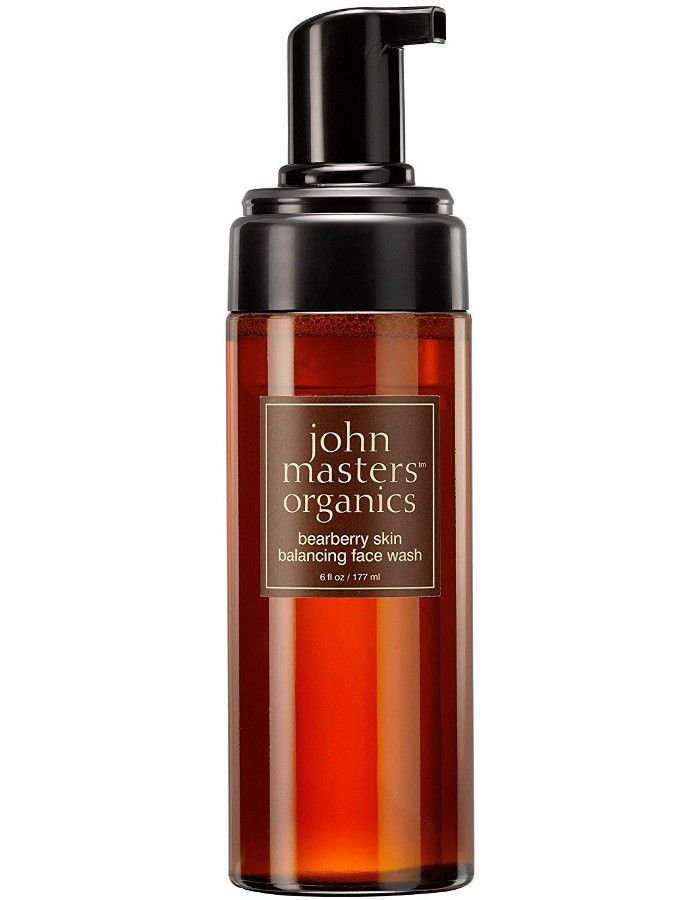 John Masters Organics Bearberry Skin Balancing Face Wash 118ml