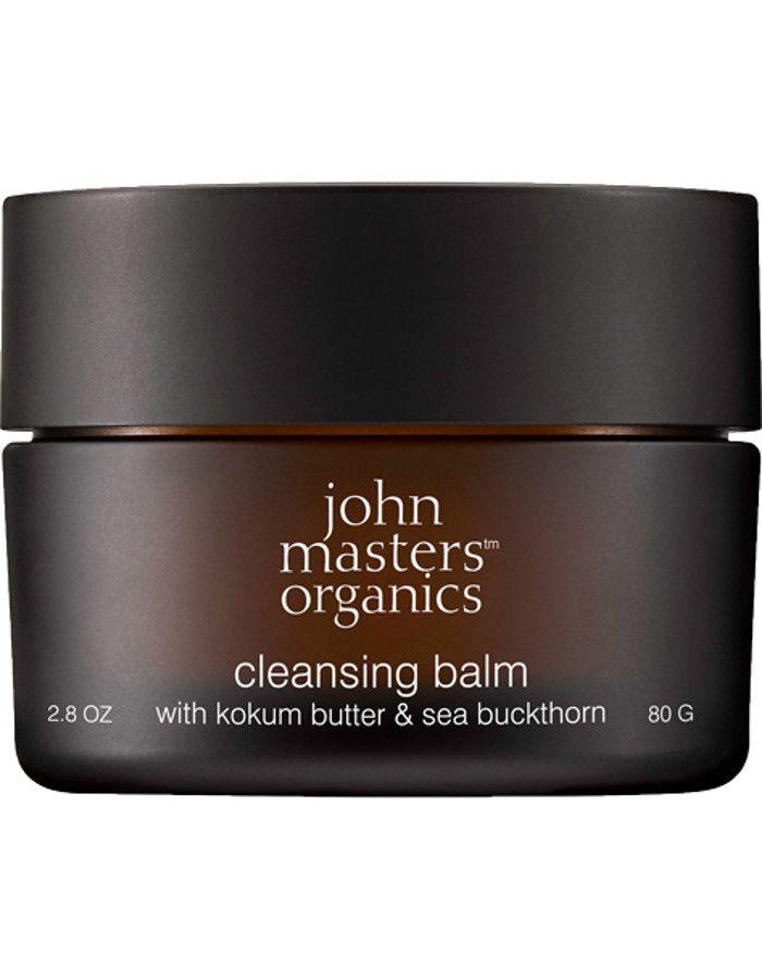 John Masters Organics Cleansing Balm Kokum Butter & Sea Buckthorn 80gr