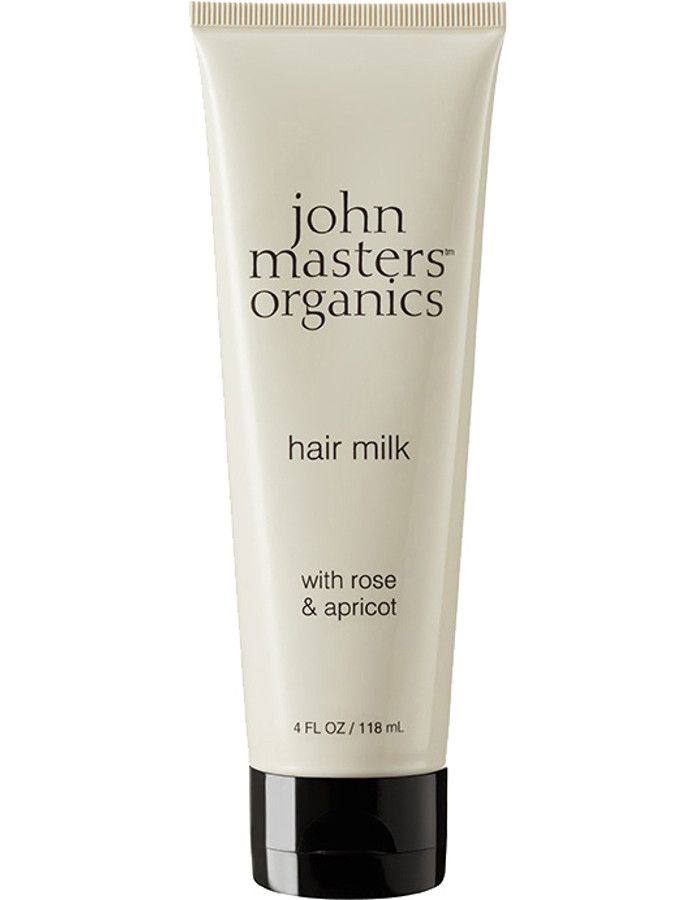 John Masters Organics Hair Milk Rose & Apricot 118ml