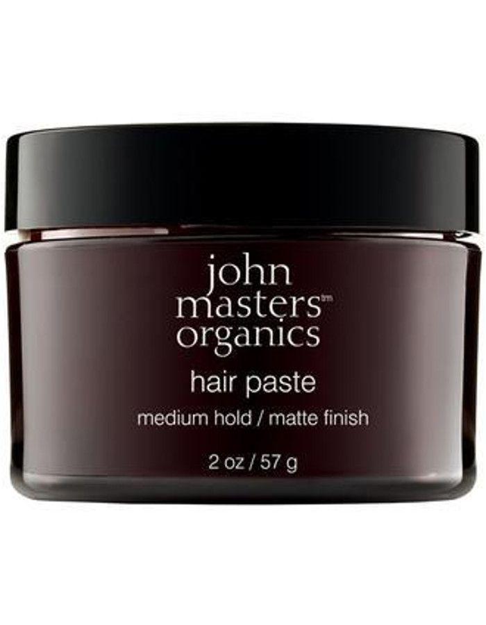 John Masters Organics Hair Paste Medium Hold Matte Finish 57gr