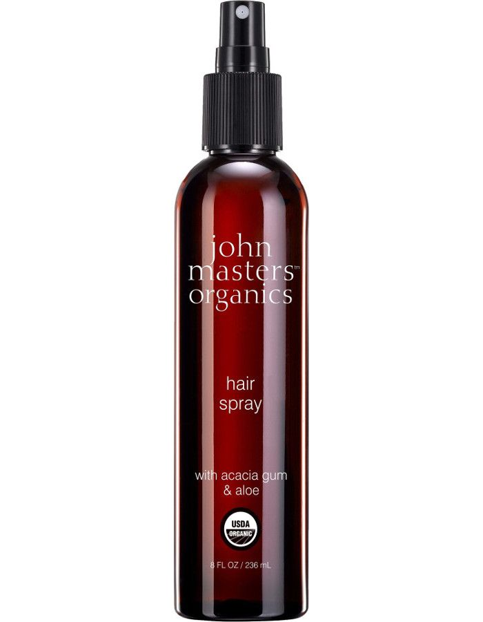 John Masters Organics Hair Spray Acacia Gum & Aloe 236ml