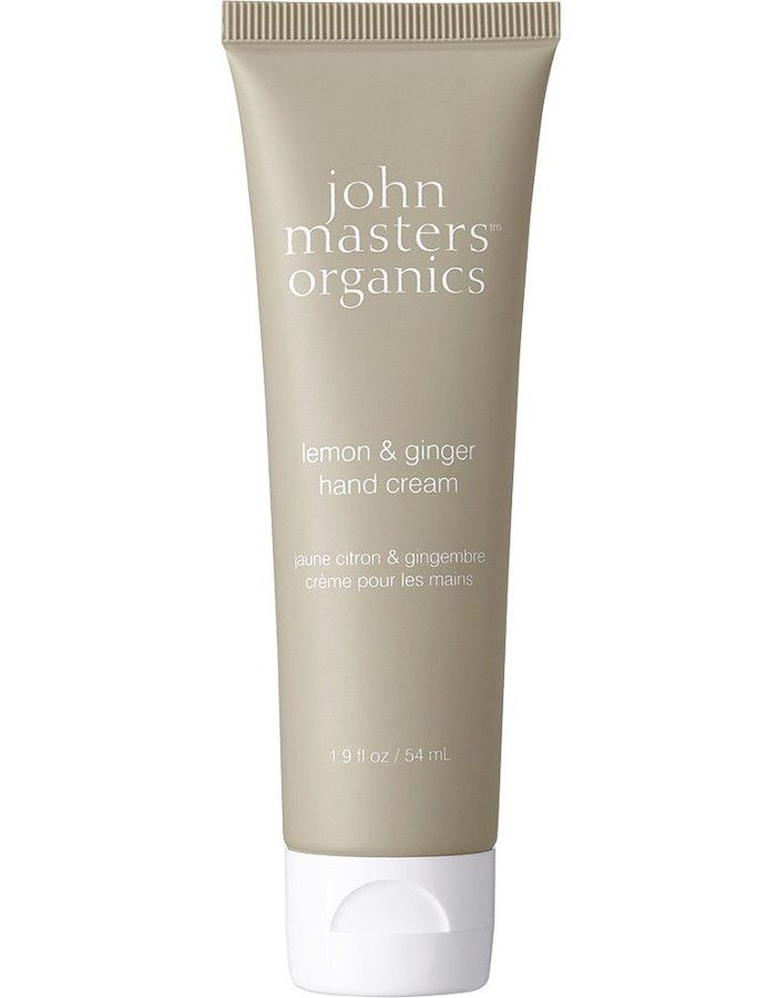 John Masters Organics Lemon & Ginger Hand Cream 54ml
