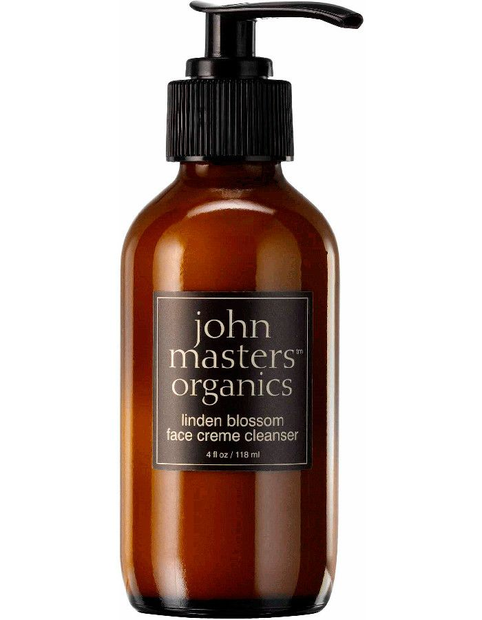 John Masters Organics Linden Blossom Face Creme Cleanser 172ml