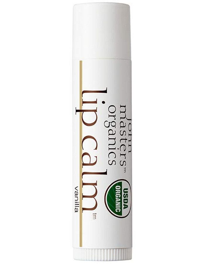 John Masters Organics Lip Calm Vanilla
