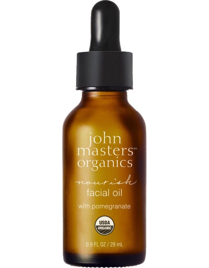 John Masters Organics Nourish Facial Oil Pomegranate 59ml
