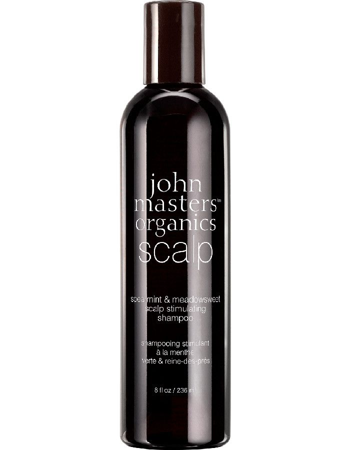 John Masters Organics SCALP Spearmint & Meadowsweet Scalp Stimulating Shampoo 236ml