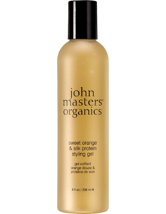 John Masters Organics Sweet Orange & Silk Protein Styling Gel 236ml