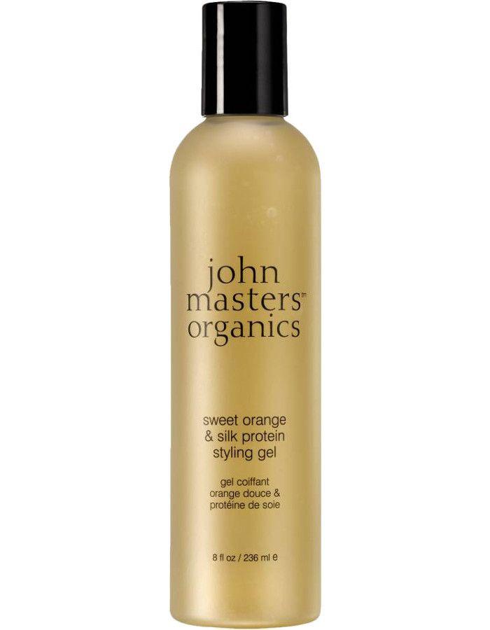 John Masters Organics Sweet Orange & Silk Protein Styling Gel 236ml