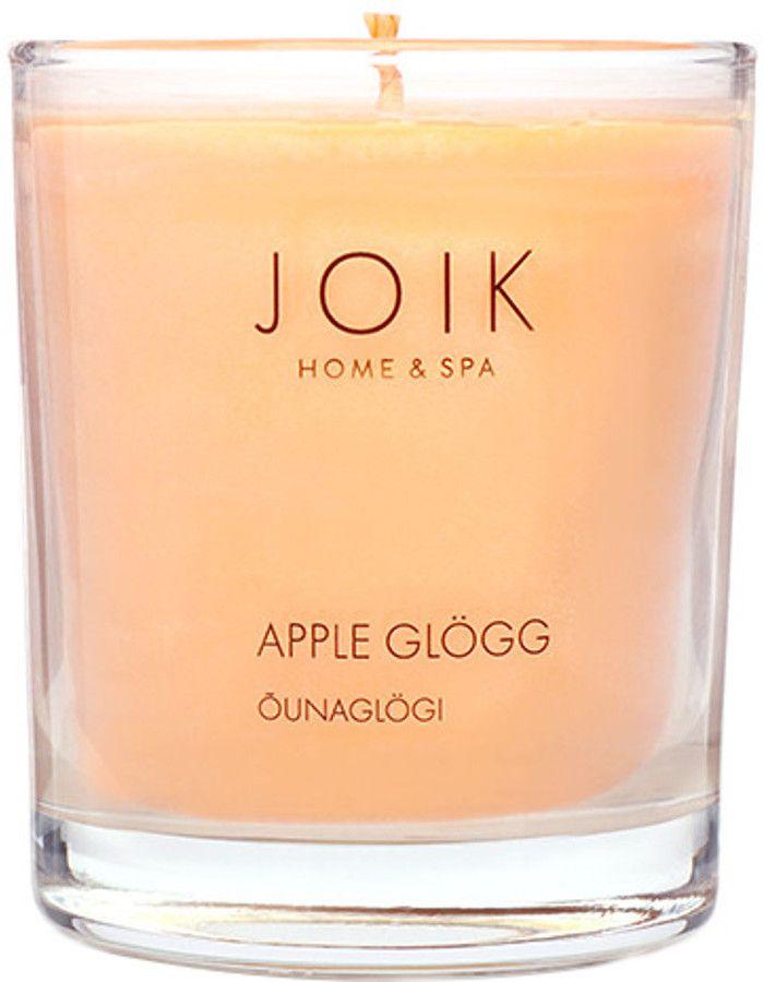 Joik Home & Spa Soja Wax Geurkaars Apple Glögg