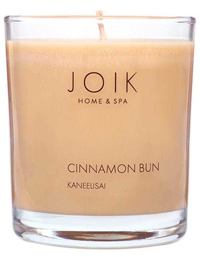 Joik Home & Spa Soja Wax Geurkaars Cinnamon Bun