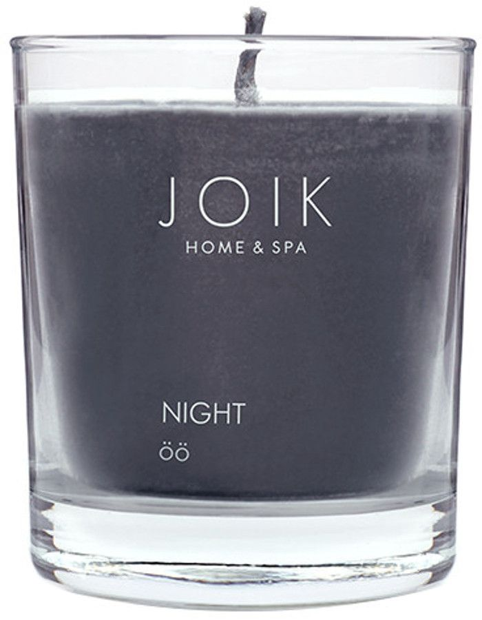 Joik Home & Spa Soja Wax Geurkaars Night