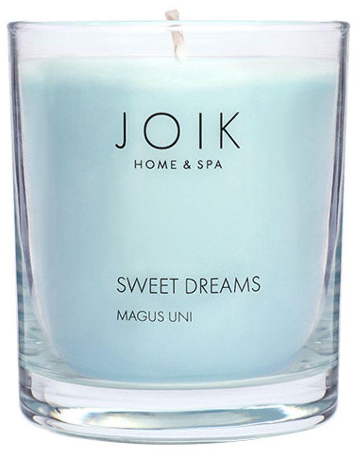 Joik Home & Spa Soja Wax Geurkaars Sweet Dreams