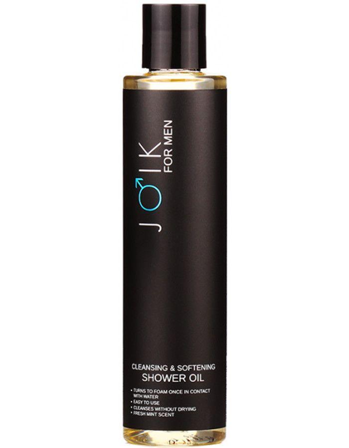Joik Natuurlijke Shower Oil For Men Spearmint 200ml