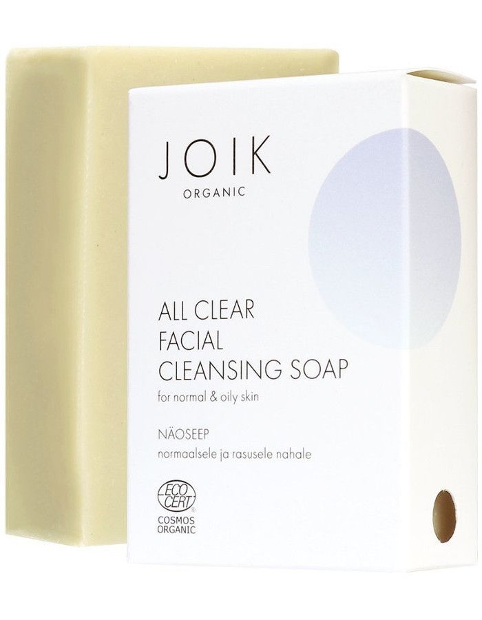 Joik Organic All Clear Facial Soap 100gr