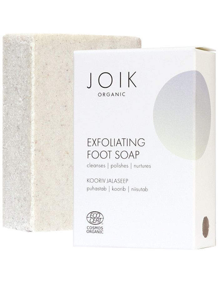 Joik Organic Exfoliating Foot Soap 100gr