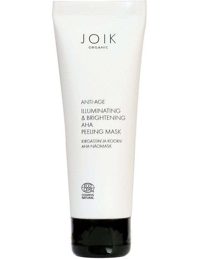 Joik Organic Illuminating & Brightening AHA Peeling Mask 75ml