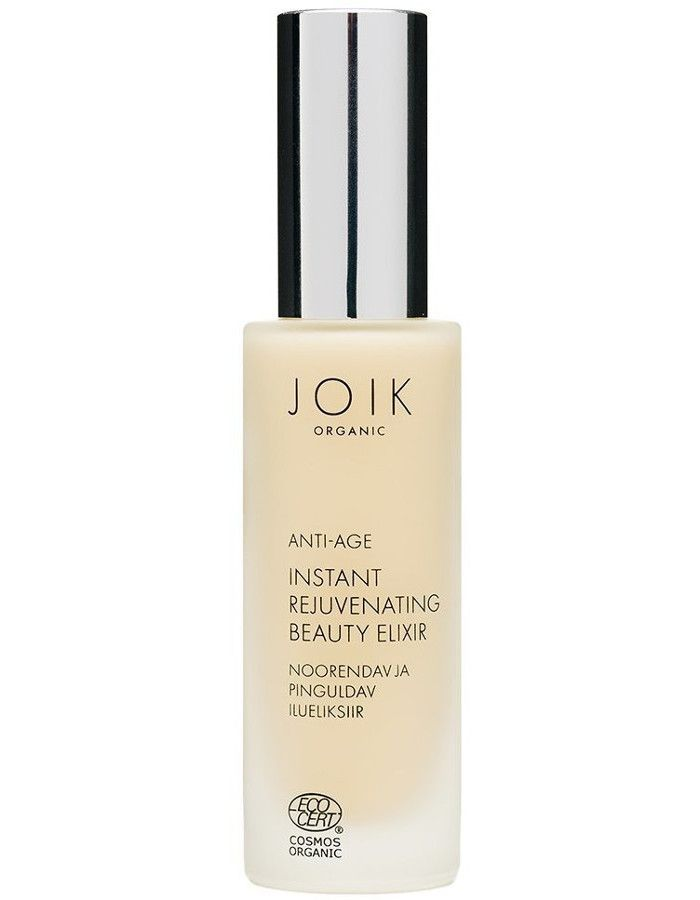 Joik Organic Instant Lift Rejuvenating Beauty Elixir 30ml