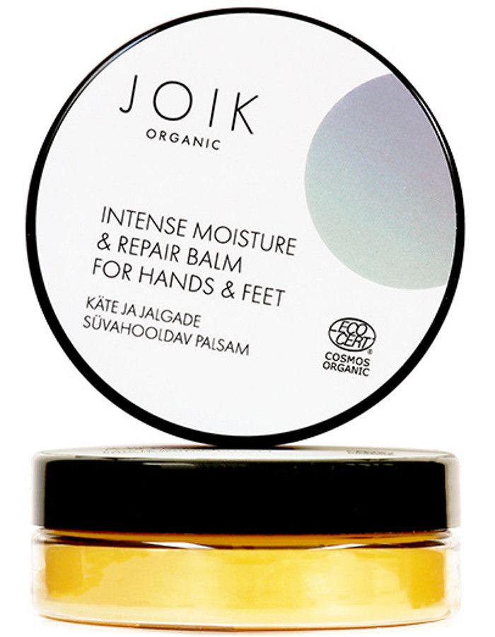 Joik Organic Intense Moisture & Repair Balm For Hands & Feet 50ml