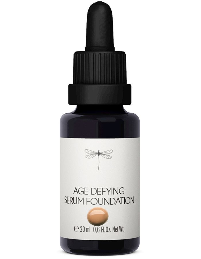 Korento Age Defying BB Serum Foundation Warm 02 20ml