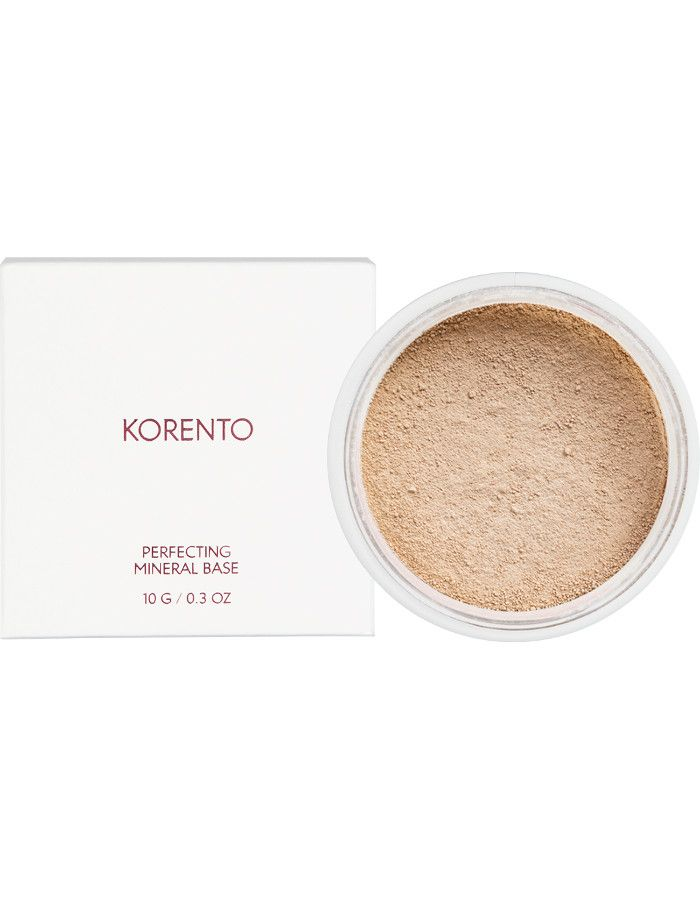 Korento Perfecting Mineral Base Make-up Powder Cool 01