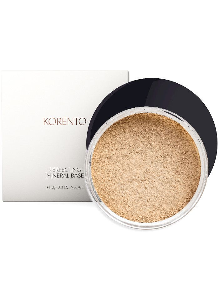 Korento Perfecting Mineral Base Make-up Powder Cool 02