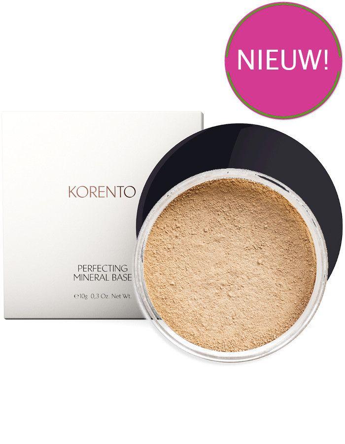 Korento Perfecting Mineral Base Make-up Powder Cool 02