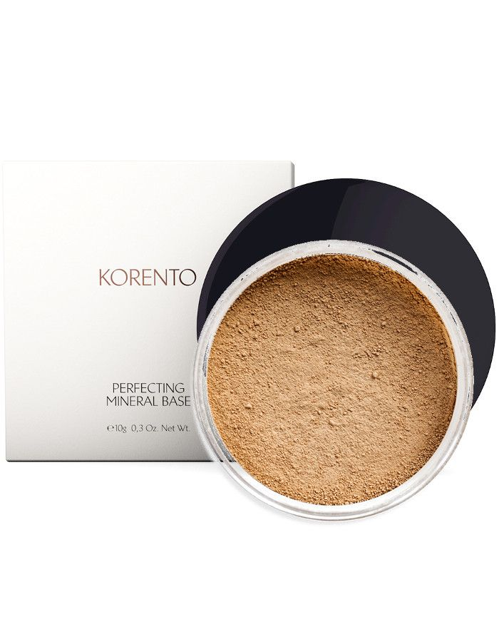 Korento Perfecting Mineral Base Make-up Powder Cool 04