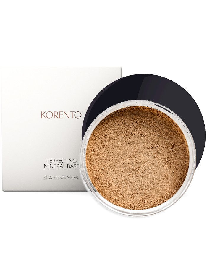 Korento Perfecting Mineral Base Make-up Powder Cool 05