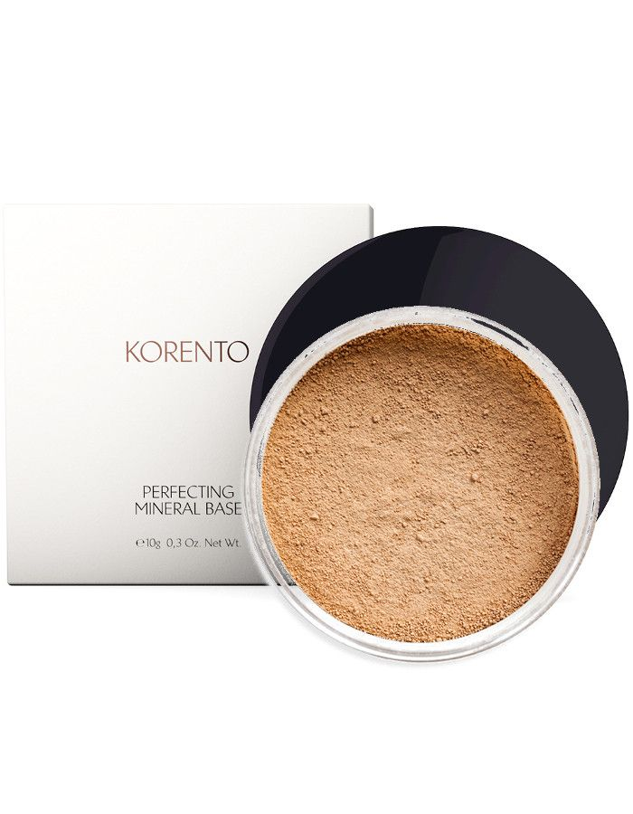 Korento Perfecting Mineral Base Make-up Powder Warm 04