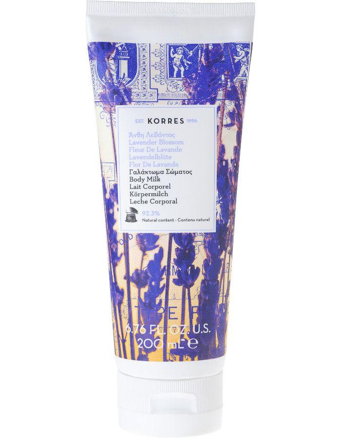 Korres Body Lotion Lavender Blossom 200ml