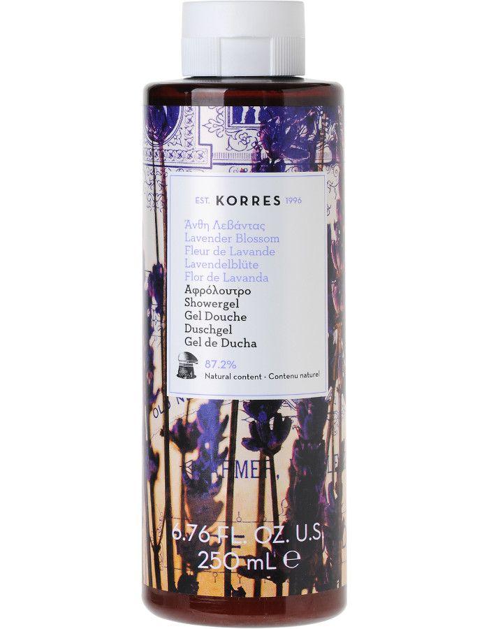 Korres Showergel Lavender Blossom 250ml