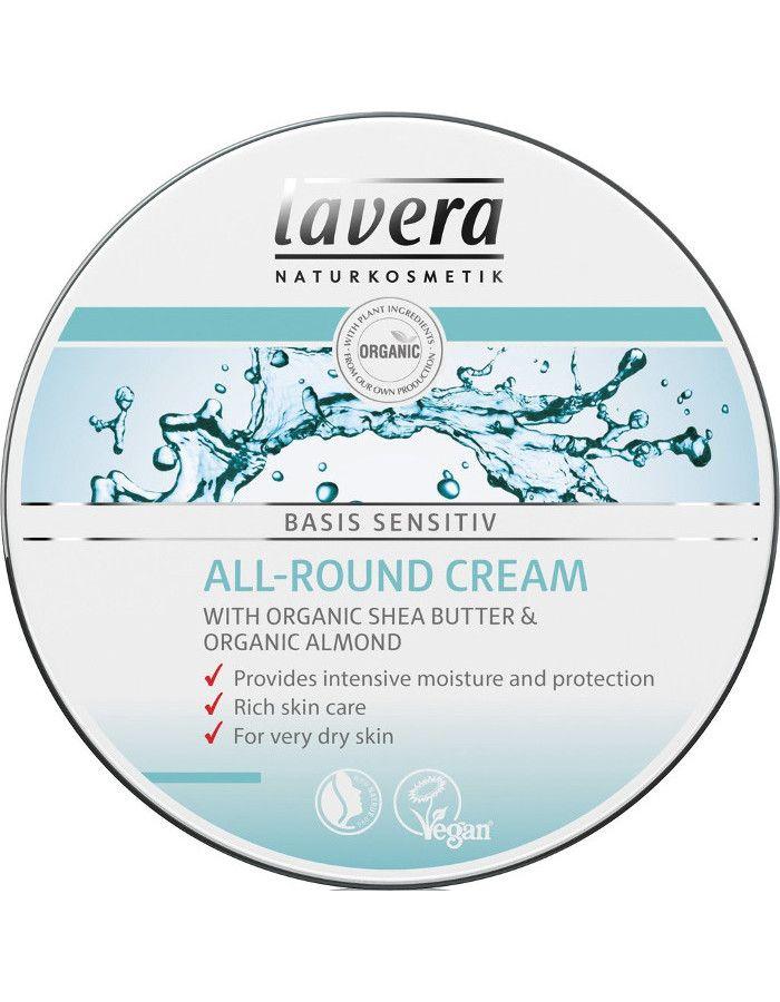 Lavera Basis Sensitive All Around Vegan Cream 150ml