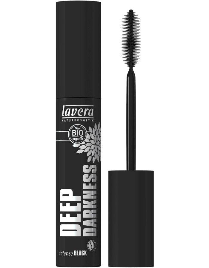 Lavera Bio Organic Deep Darkness Mascara 01 Intens Zwart