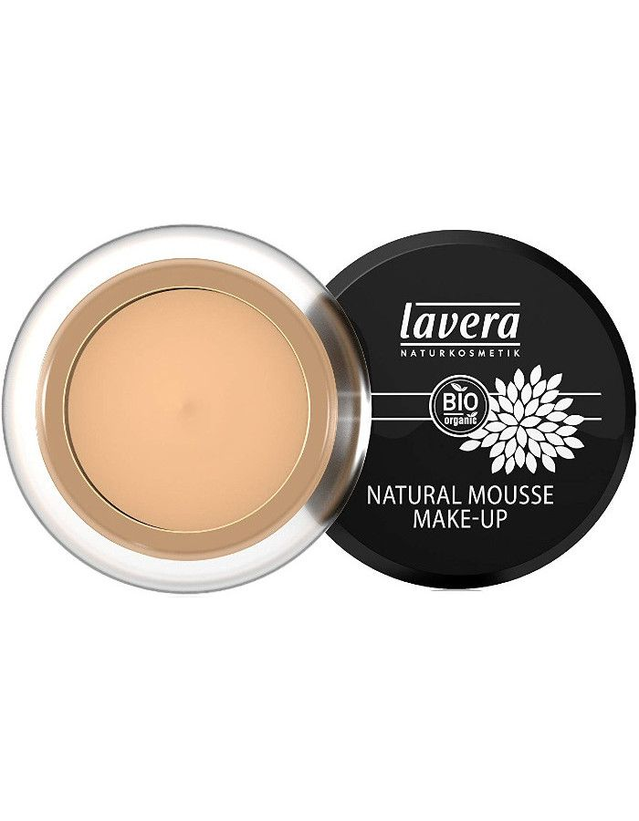 Lavera Bio Organic Natural Mousse Make-up 03 Honey